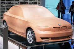 Why The Car Industry Still Builds Life-Size Clay Models | Co.Design | business + design