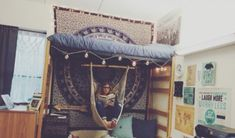(29 ) Artsy Hipster Room Ideas | Decorating Tips for Indie Hippie Room