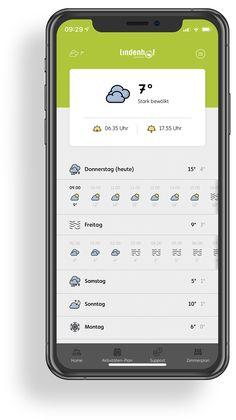 Lindenhof - Das Jugendparadies | MOREMEDIA® Interface Design, Der Bus, User Experience Design, Calculator, App Design, Advertising Agency, Concept, User Interface Design, Application Design