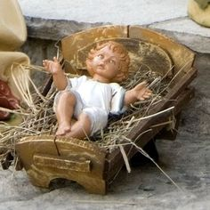 Fontanini Baby Jesus 34 inch Scale. Item #51604 Our Price: $259.00