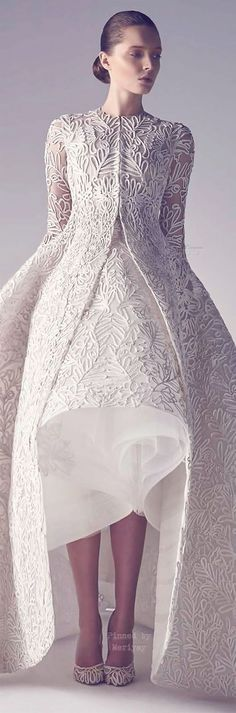 Mohammed Ashi - Haute Couture