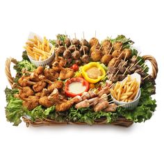 ミートセレクションバスケット Meat Selection Basket