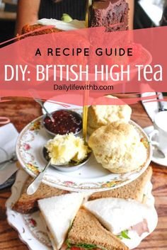 A compilation of recipes to have a British high tea in your home! Get out the pajamas and tea! in 20 : Jan 2020 - A compilation of recipes to have a British high tea in your home! Get out the pajamas and tea! Afternoon Tea Recipes, Afternoon Tea Parties, High Tea Parties, Afternoon Tea At Home, English Afternoon Tea, Tee Sandwiches, English Tea Sandwiches, High Tea Sandwiches, High Tea Food