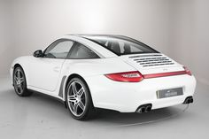 PORSCHE 911 (997) TARGA 4, PDK, 2010