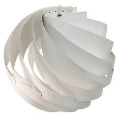 Verner Panton Shell Lamp