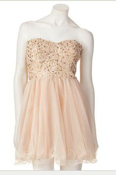 3052924c772 Kohls dress cute and sparkly Dance Dresses