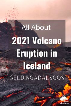 Geldingadalur has erupted since 20:45 on Friday on March 2021. The eruption began in Fagradalsfjall which has been given the name Geldingadalsgos in the head of Geldingadalur, where the largest lava flows. Although small, it is remarkable and the first eruption on the Reykjanes peninsula after 800 years. Check the livestream from the Reykjanes Peninsula and daily updates! Iceland Travel Tips, Lava Flow, Cultural Events, Volcanoes, Island, Plan Your Trip, Where To Go, Helping Others, Paradise
