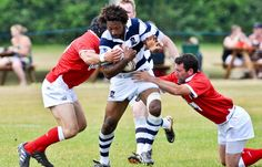 Bristol Legends - Luke Nabaro at the Legends Rugby tournament