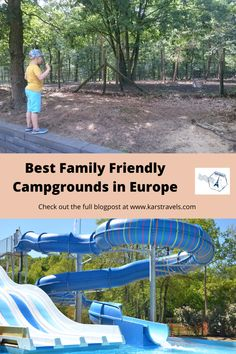 Best Family Friendly Campgrounds in Europe - KarsTravels