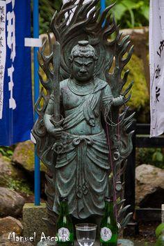 出羽三山 -Dewa Sanzan - Three Mountains of Dewa by Askanioff, via Flickr Buddha Buddhism, Buddhist Art, Traditional Japanese Tattoo Designs, Asian Sculptures, 3 Tattoo, Taoism, Japan Photo, Japanese Art, Masks