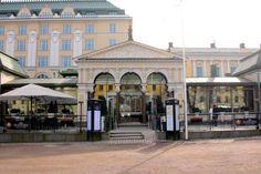 A Day of Design in HELSINKI Enjoy the Day - Do the Walk #Restaurant Kappeli - #Travel #Helsinki #Map