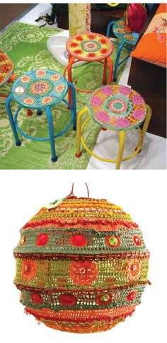 CROCHET AND KNIT INSPIRATION: http://pinterest.com/gigibrazil/crochet-and-knitting-lovers/