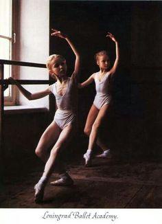 Leningrad Ballet Academy 1989 /Vaganova Ballet Academy /photo by Seth Eastman Moebs