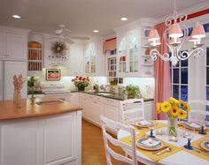 LOVE this great kitchen!