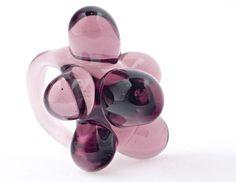Orfeo Quagliatta - glass ring