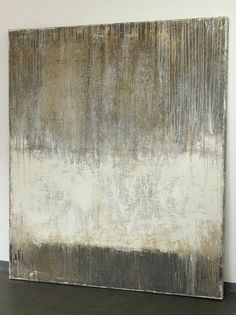 "Saatchi Art Artist Christian Hetzel; Painting, ""grey ground"" #art"