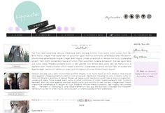Blog Design - Hippy Chic - Smitten Blog Designs