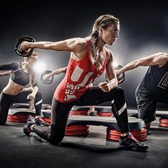 Body Pump, likewise knows as Les Mills Body Pump, is a class that spotlights on utilizing barbells to get an aggregate body workout. All the more particularly, the barbells are utilized as a part of conjunction with an amazingly high redundancy workout. Individuals can hope to execute upwards of 800 redundancies amid a Les plants Body Pump workout.
