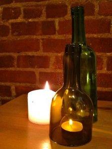 How to Cut Wine Bottles - Bob's Blogs