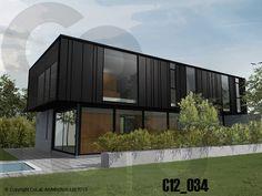CoLab Architecture Ltd _ Churchill Street Residence