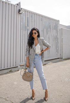 Muitos dias é difícil decidir o que vestir, não é?! Mas não é preciso uma produção cheia de informação de moda para ficar estilosa. Por isso, escolhi dez looks simples e cheios de estilo para te inspirar.