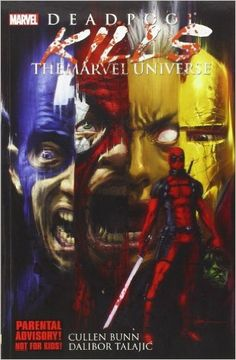 Booktopia has Marvel's Deadpool Kills the Marvel Universe, Deadpool Killogy : Parts by Cullen Bunn. Buy a discounted Paperback of Marvel's Deadpool Kills the Marvel Universe online from Australia's leading online bookstore. Archie Comics, Marvel Comics, Hq Marvel, Horror Comics, Marvel Heroes, Mundo Marvel, Star Comics, Dead Pool, Vigan