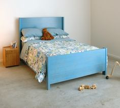 Bamboo Lumber Bed
