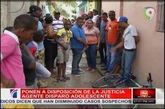 Ponen A Disposición De La Justicia Agente Disparó A Niño De 14 Años #Video