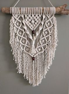 Next Macrame project