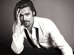 Details on Brad Pitt's Chanel No 5 Print Ad and Commercial to Be Released in October