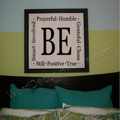"""JUST BE! Check out my blog regarding """"just be"""". www.uncoveringthediva.blogspot.com"""