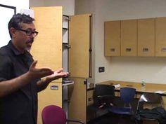 """Ricardo Dominguez, """"A Tactical Media Artist"""""""