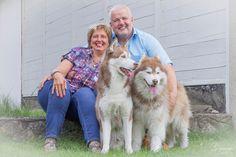 Shooting mit Tina, Rolf und den Huskies, ein Familienportrait  Mehr auf http://fotografie.bea-boehm.de/familienportraits-der-besonderen-art-wenn-die-junioren-extrem-fellig-sind/