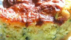 Zucchini Cornbread Casserole Recipe - Allrecipes.com Cornbread Casserole, Casserole Dishes, Zucchini Cornbread, Zucchini Casserole, Squash Casserole, Zucchini Muffins, Vegetable Dishes, Vegetable Recipes, Zuchinni Recipes