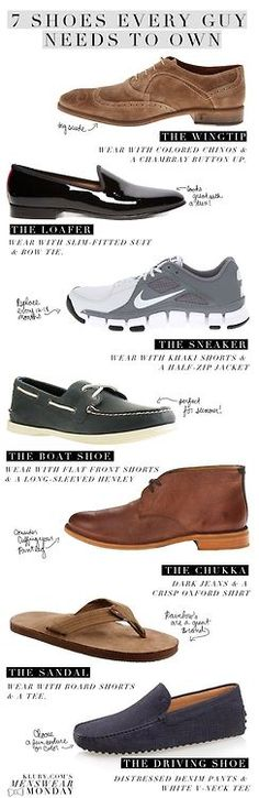 Shoes that everyone needs