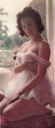 Irene Barrie, The Girls of London, Playboy - October 1962
