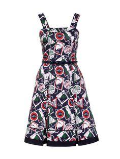 Hotel Paris Dress | Multi | Dress