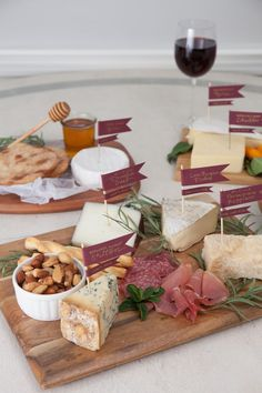 How-to: Build the Perfect Cheese Plate