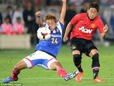 [Pre-season] Yokohama F·Marinos 3-2 Manchester United | Ryan Giggs | Manchester United & Wales | RyanGiggs.cc | V3.0