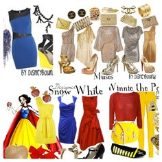 I dream of Disney clothes