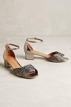 Juno Low Heels