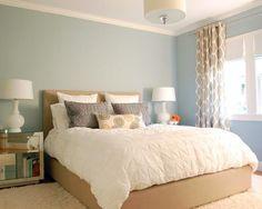 As Cortinas para Quarto de Casal são itens importantes na decoração do quarto, veja 40 fotos inspiradoras para você escolher o modelo de cortina perfeito.