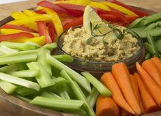 Johnsonville's Giddy Up Horsey Hummus