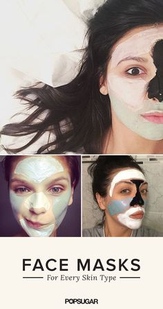 We're going to let you in on a beauty editor secret — one mask is never enough. You have to layer your products for the best results. So, of course, we're 100 percent behind the new Instagram skin care craze: multimasking.