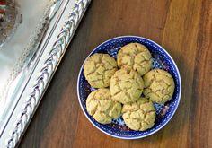 Ghoriba Bahla Recipe - Moroccan Shortbread Cookies