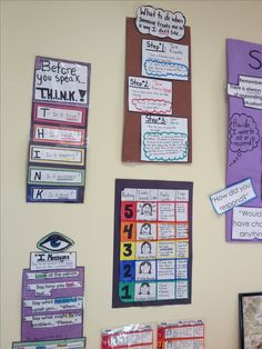 School Counselor Office: Posters -Kelly Terranova