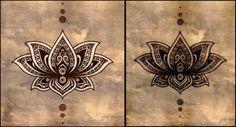 mandala lotus - Google Search