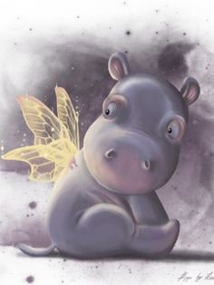 Hd hippo nokia mobile wallpapers