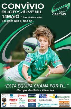 └► Like – Fan Page ► Cascais Rugby ◄ #cascais #rugby #cascaisrugby #jogosfimdesemana SUB 18 – 5ª Jornada da Apuramento TÉCNICO x CASCAIS Domingo, 15 de Maio às 12.30 horas, no Campo das Olaias, em Lisboa. SUB 16 – 5ª Jornada da Apuramento ÉVORA x CASCAIS Sábado, 14 de Maio às 12.00 horas, no Campo …