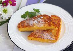 パン粉のレシピ(フレンチトースト)